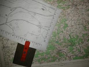Parcours d'orientation proposés par le Plateau d Yzeron